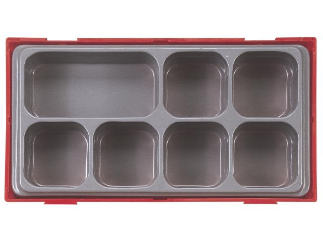 Teng Tools Værktøjskasse TT01 (Indbygningskasse)