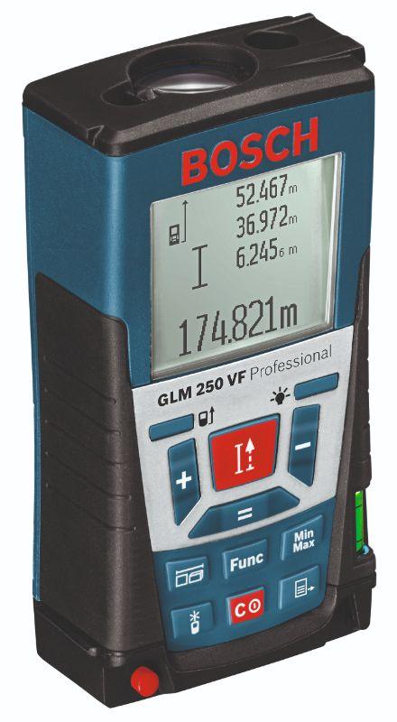 Billede af Bosch AFSTANDSMÅLER GLM 250 VF PROF