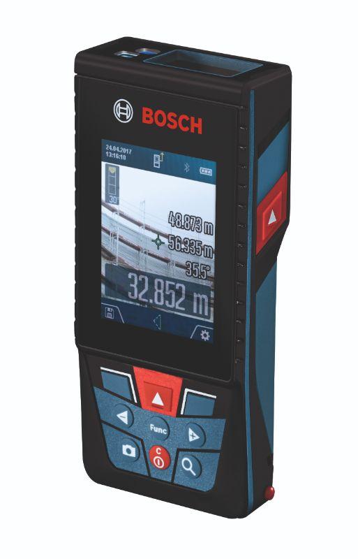 Billede af Bosch Afstandsmåler glm120c m/stativ