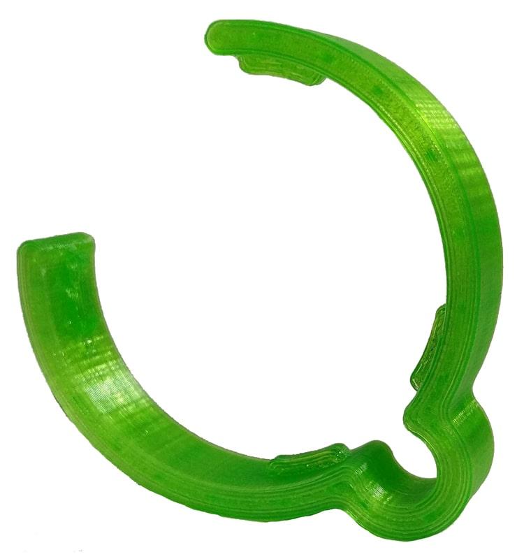 Image of 3D Kabelholder (D27) til Festool slange Ø 34 mm
