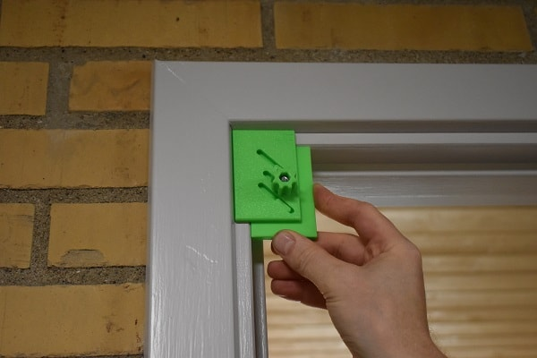 Image of   3D Gerigtmål stregmål