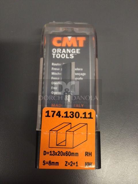 Billede af CMT Overfræsebor HM 13x20/60 K8