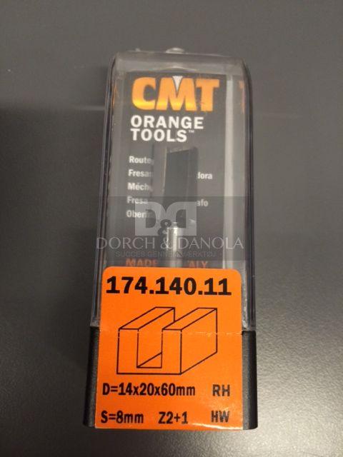 Billede af CMT Overfræsebor HM 14x20/60 K8