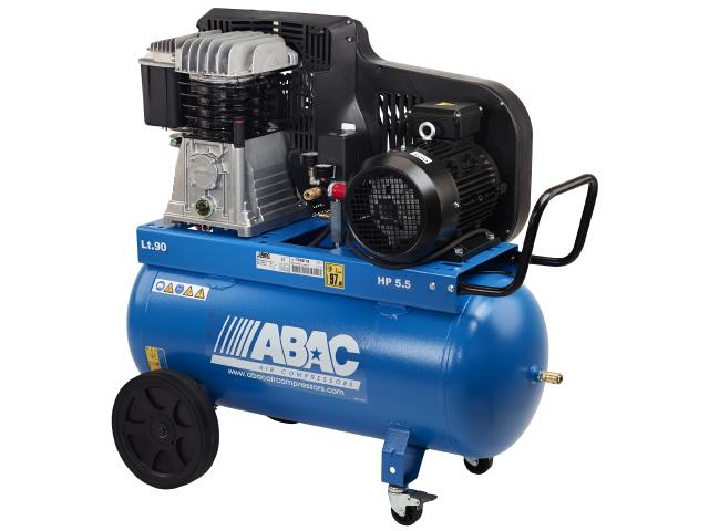 Image of ABAC Kompressor 5,5HK 90L 400V