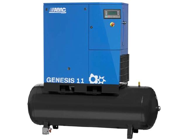Image of ABAC skruekompressor stationær GENESIS 11