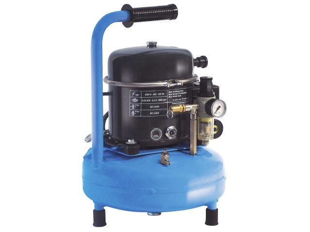 Image of ABAC kompressor Silent Pro 50