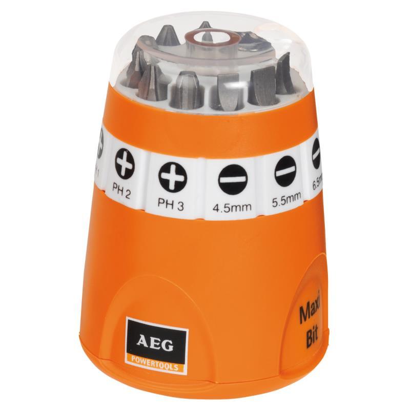 Køb AEG Maxi-bit sæt