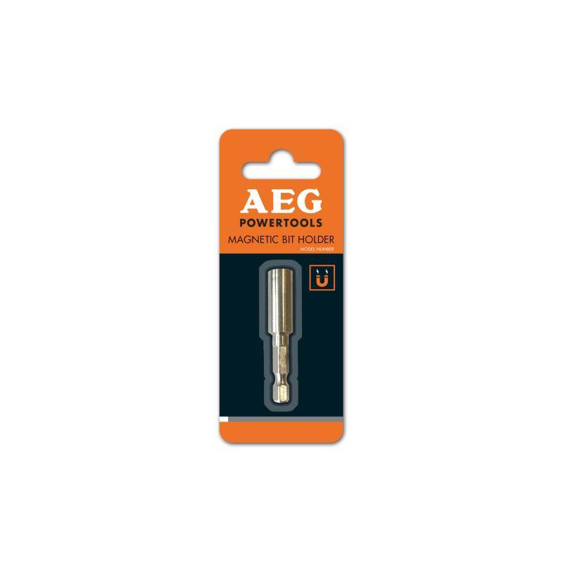 Køb AEG Bitsholder magnetisk 75mm