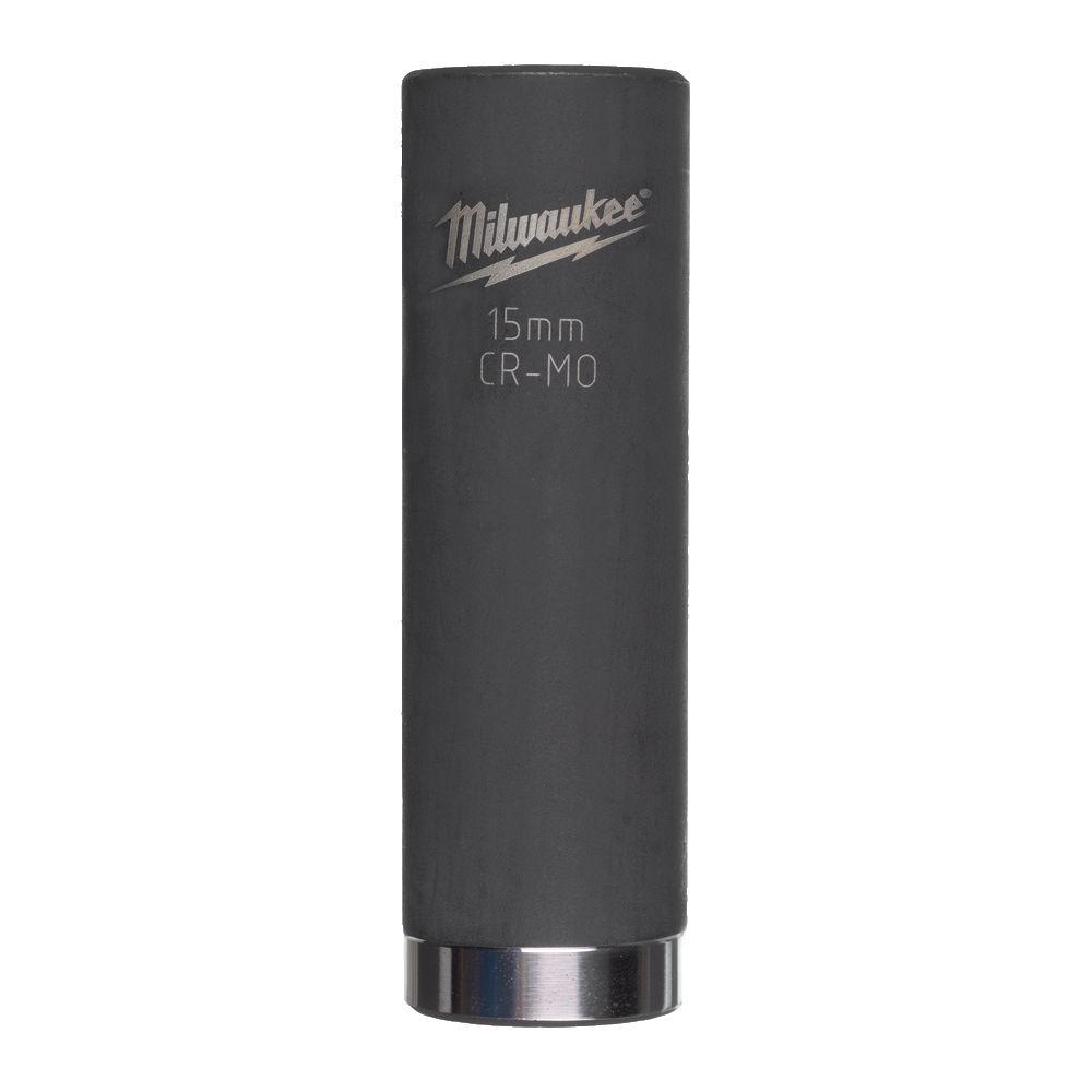 """Køb Milwaukee Slagtop Shockwave 1/2"""" 15mm"""