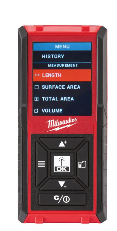 Billede af Milwaukee Laserafstandsmåler LDM 45