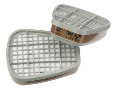 Image of 3M Filter 6055 A2