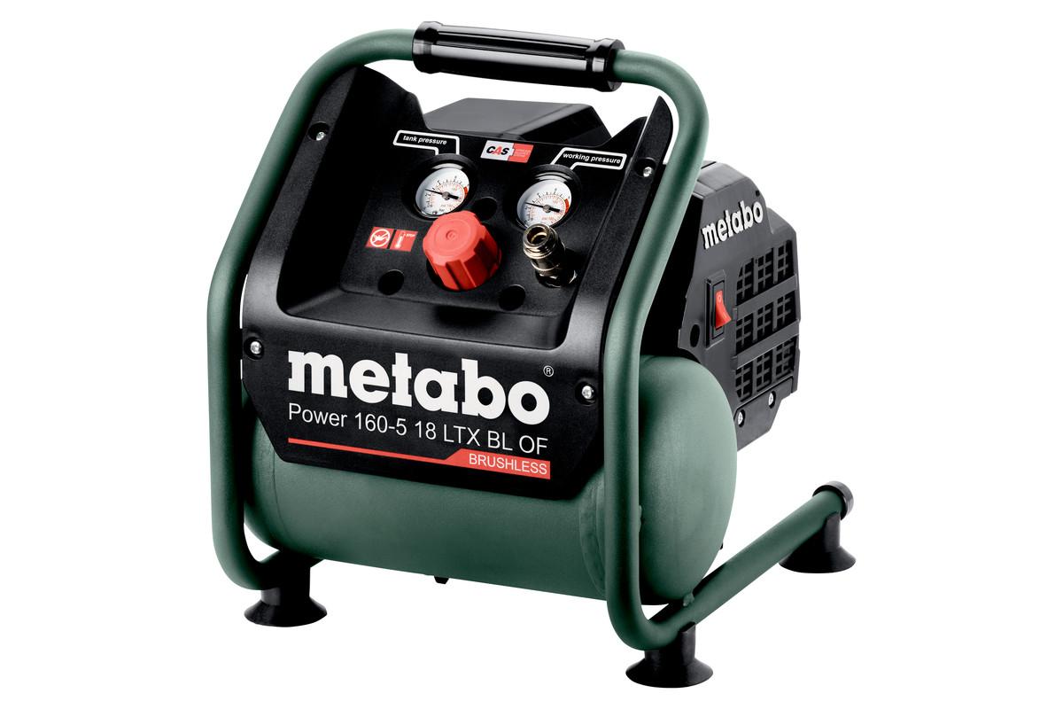 Metabo POWER160-518LTXBL