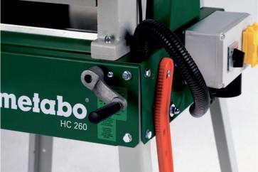 Metabo afretter tykkelseshøvl HC 260 C WNB 230V 260 mm