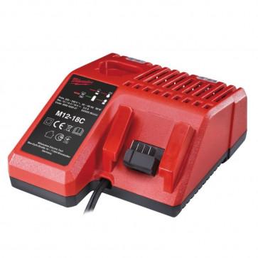 Milwaukee M12-18 C Oplader alle batterier inden for M12-M18 serierne 4932352959 4932352959