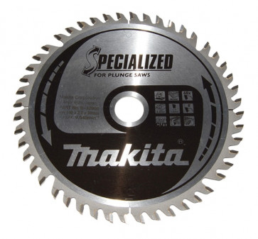 Makita HM rundsavsklinge 165mm 40tpi SPECIALIZED B-32954