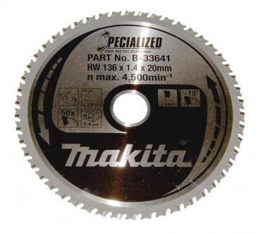 Makita HM rundsavsklinge 136mm