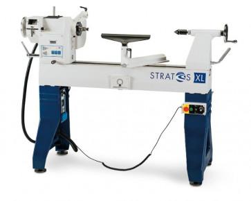 Stratos XL trædrejebænk - DR-DDSTRATOSXL