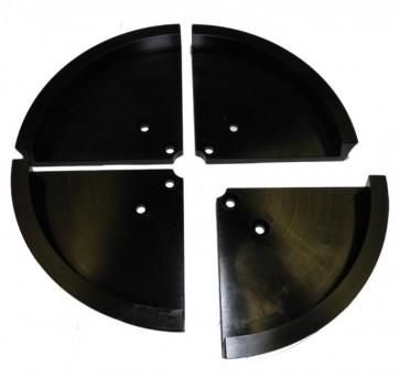 Vicmarc Bakkesæt VM120/150 med svalehaleform 148mm - V00678