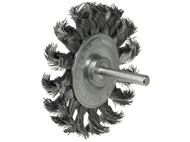 Meget Luna stålbørste til boremaskine - Køb roterende stålbørste KV48