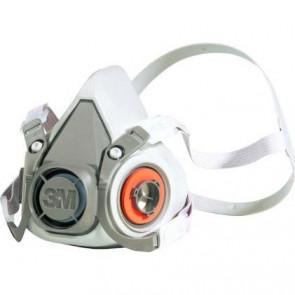 3M Halvmaske 6300 Str. L - 02064712