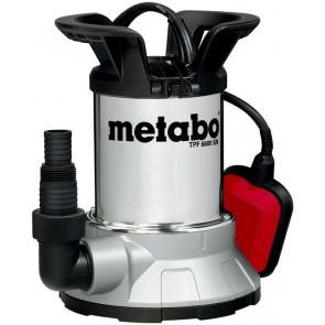 Metabo Rentvands-dykpumpe TPF 6600 SN 0250660006