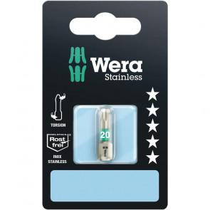 Wera Bits TX 20x25 á 1 stk. Rustfri - 05073622001