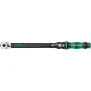 Wera Click-Torque C 3 momentnøgle med omskifter-skralde, 40-200 Nm - 05075622001