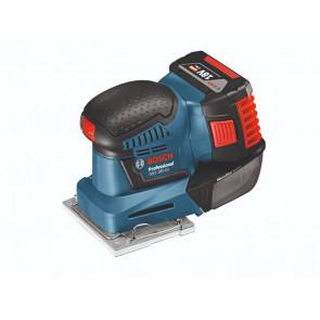 Bosch AKKU-RYSTEPUDSER GSS 18V-10 2X5AH L-boxx - 06019D0201
