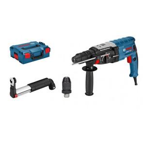 Bosch Borehammer GBH 2-28 F Professional med SDS-plus + tilbehør, i L-BOXX 0611267603