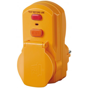 Festool beskyttelsesanordning A-type, Stikkontakt adapter BDI-A 2 30 IP54 - 10425568