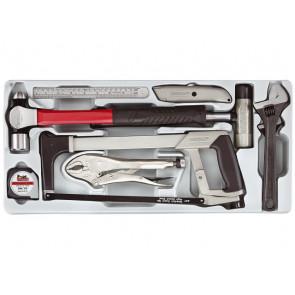 Teng Tools værktøjssæt TTPS09 med 9 dele værktøj - 106210107