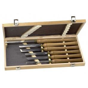 Luna Drejejernssæt kulstofstål Crown Hand Tools 107130205