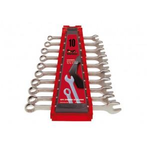 Teng Tools ringgaffelnøglesæt 6510A 8-19mm - 117430108