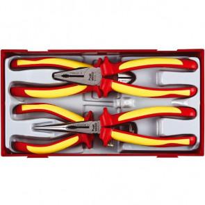 Teng Tools tangsæt 1000V TTV440 med 4 dele - 117490102