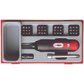 Teng Tools momentskruetrækkersæt TTSD39 med 39 dele - 122500101