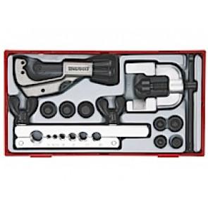 Teng Tools Rør/flangeværktøjssæt med 10 dele - 144040102