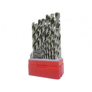 Teng Tools Metalborsæt 1,0 -10,0 mm DB028 - 151620101