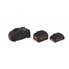 Bosch startersæt ProCORE 18V 1x4,0Ah 1x8,0Ah GAL1880 - 1600A01BA8