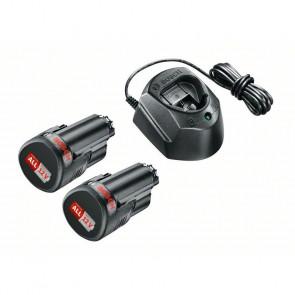 Bosch Batteri starter sæt 12 V (2 x 1,5 Ah, GAL 1210 CV) - 1600A01L3E