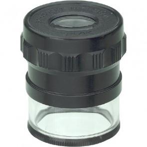 Limit Værkstedslup 10x med multi måleskala og LED - 167800200