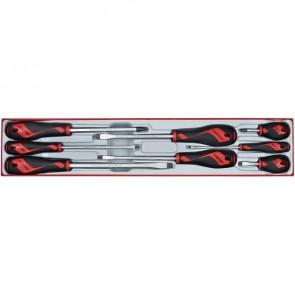 Teng Tools skruetrækkersæt 8 dele TTX918N - 174500108
