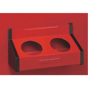 Teng Tools magnetisk hylde til 2 spraydåser 230mm 580CK - 174590109