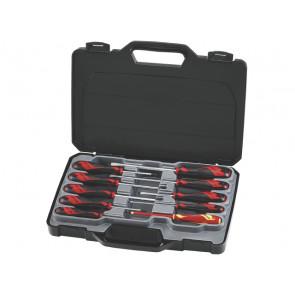 Teng Tools Skruetrækkersæt MD910N 10 dele - 185880101