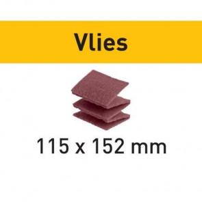 Festool Slibemateriale Vlies 115x152 MD 100 VL/25 - 201115
