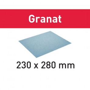 Festool Slibeark 230x280 P80 GR/10 201258