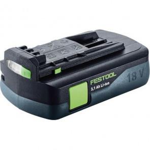 Festool Batteri BP 18 Li 3,1 C | Li-ion | Kompakt batteri 18V - 201789