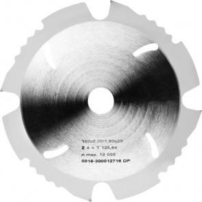 Festool Diamantsavklinge (160x2,2x20) DIA4 - 201910