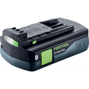 Festool akku batteri BP 18 Li 3,1 CI med Bluetooth 203799
