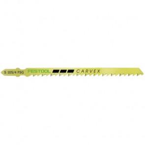 Festool Stiksavklinge S 105/4 FSG     Træ Universal klinge   20 stk - 204332