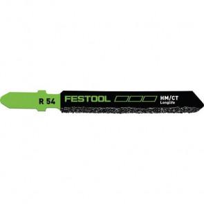 Festool Stiksavklinge R 54 G Riff    Byggemateriale savklinge   1 stk 204344